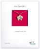 An Angel - Silver Necklace